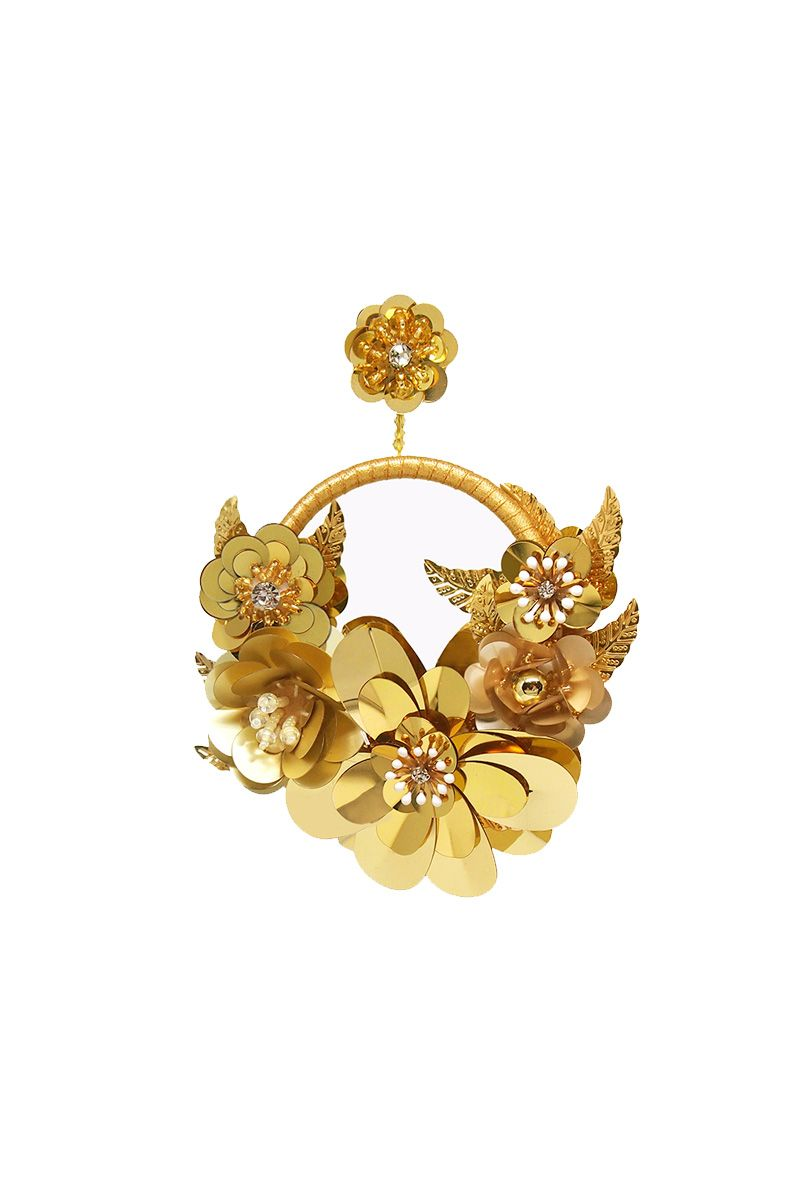 Glamourose in Gold