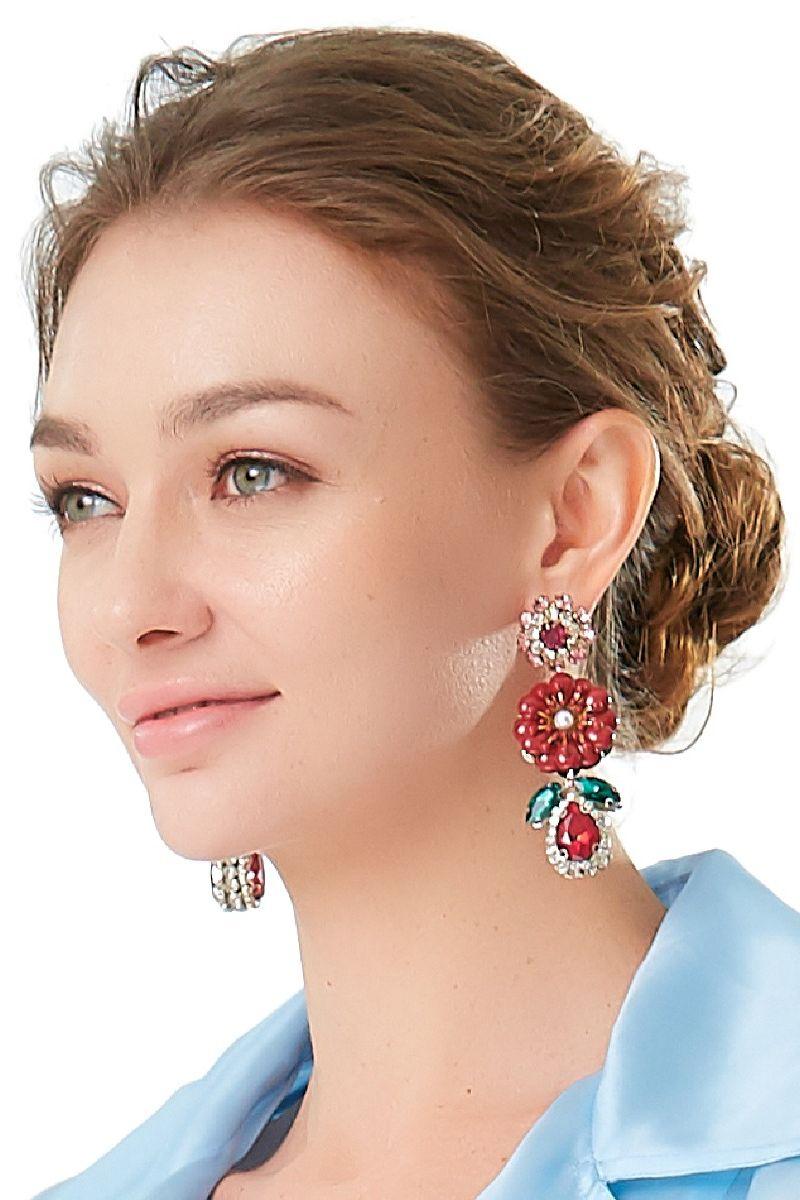 Scarlett Earring