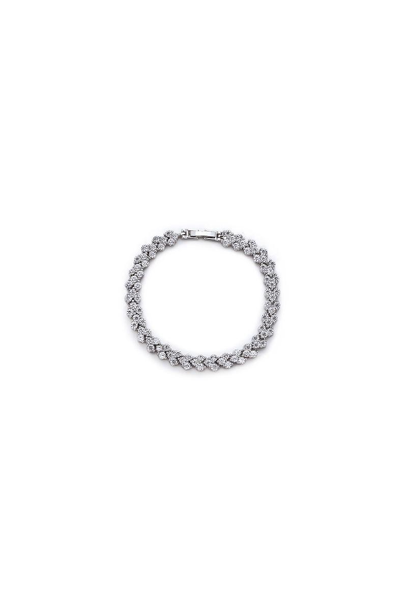 The Essential Heart Shape Cut Bracelet