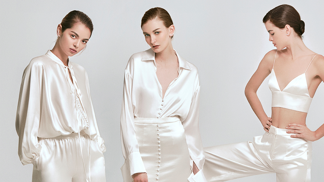 THE LUXURY SILK COLLECTION AT ITS CORE