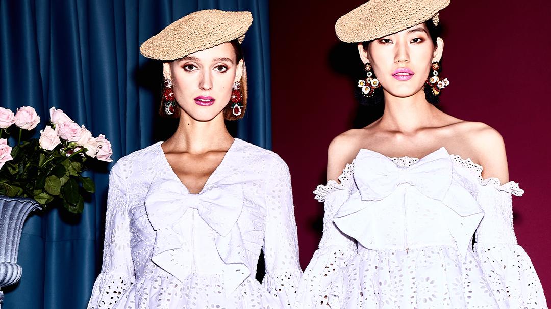 Fashion DO: Going Monochrome with White